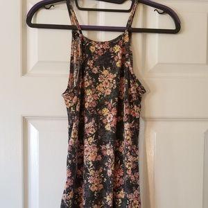 O'Neill Floral Maxi Dress